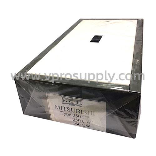 กล่องเบรคเกอร์ (เหล็ก) NF 250 CW