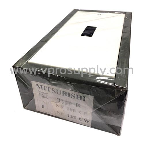กล่องเบรคเกอร์ (เหล็ก) NF125CV
