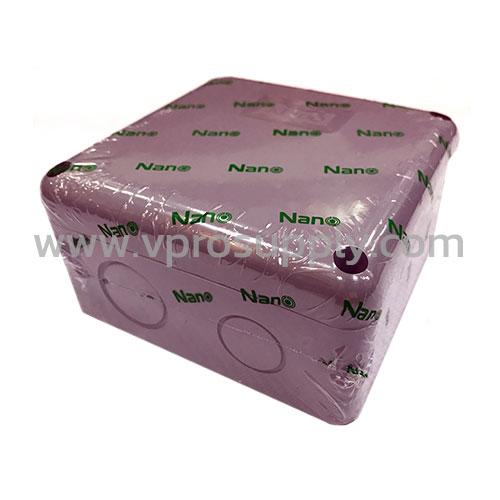 กล่องกันน้ำ PVC 4 X 4 (T - 202) ขาว
