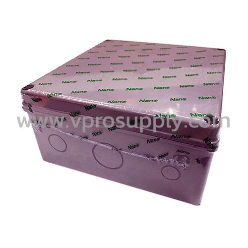 กล่องกันน้ำ PVC 8 X 8 (T - 206)