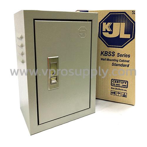 ตู้เหล็กไซร์ # 00 (20 X 30 X 15 cm.)