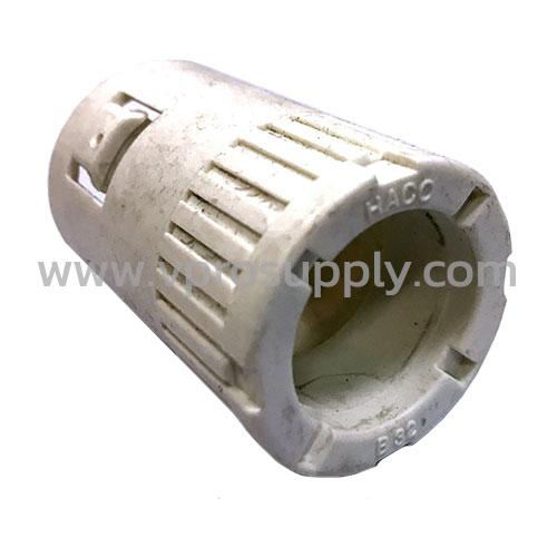 คอนเน็คเตอร์ ท่ออ่อน PVC ขาว 32 mm.