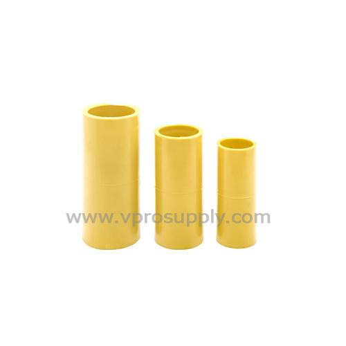 """ท่อ PVC เหลือง 1 1/2"""" ช้าง"""