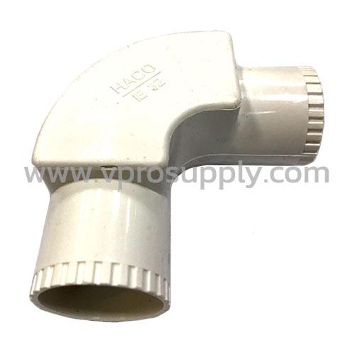 ข้อโค้ง PVC ขาว 32 mm. IE32