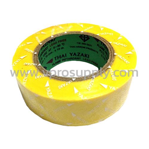ผ้าเทป สีเหลือง- ยาซากิ