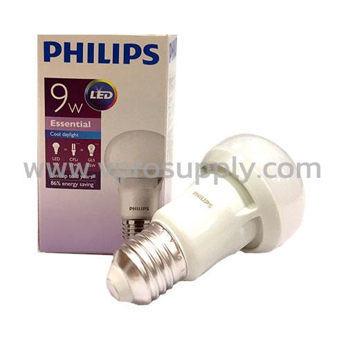 หลอด LED bulb 9W/DL ฟิลลิปส์
