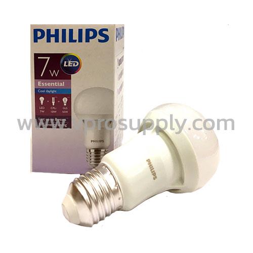 หลอด LED Bulb 7W/WW ฟิลิปส์