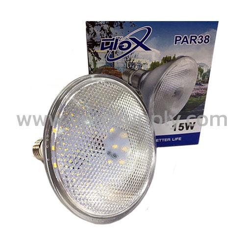 หลอด PAR38 LED 15W/WW